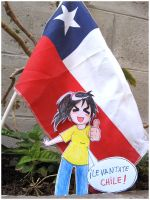 Stand up Chile by Lutih