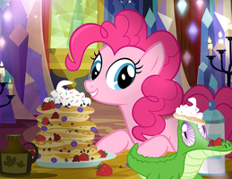 Breakfast Buffet Sugar Rush! by PixelKitties