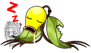 Pax, my Bellsprout by TheBig-ChillQueen