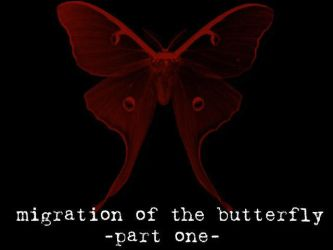 Migration of the Butterfly, 1 by suture