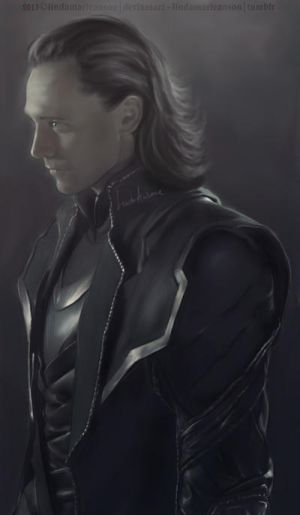 Loki X Reader: Dreams and Nightmares (One-Shot!) by Mind-Wolf on