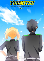 [OWARI NO SERAPH] A little edit (YUUMITSU Ver~) by Shadechu