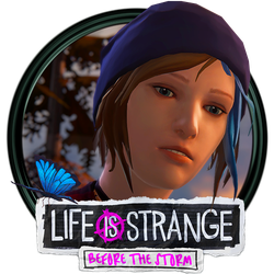 Life is Strange: before the storm Dock Icon by OutlawNinja