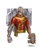 DOD-09: Deathlok by ARTofANT