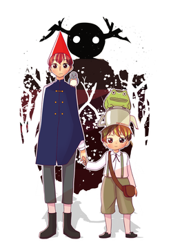 Wirt And Greg by Dangaso