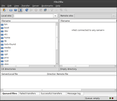 Gnome-Brave for FileZilla by anonymous-bot
