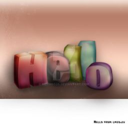 Hello by Mephotos
