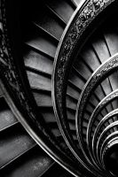 Stairs by h9351