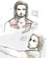 Drawing Basch by neocammy