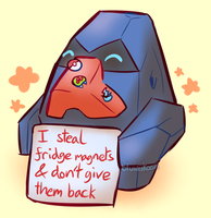 Pokemon shaming: Nosepass