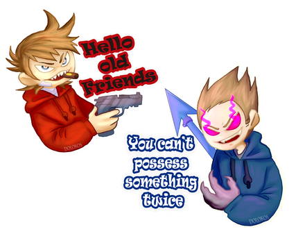 Tord and Tom by Ao-13-14
