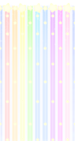 FREE Custom Box Background ~ Stars and Rainbows by Riftress