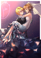 Mystic Messenger: Yoosung x MC by BunnyNyan