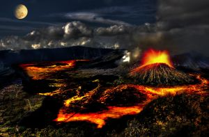 Tengger: From crater 2 volcano by Susyspider