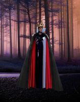The Evil Queen....Through the Woods by countess1897