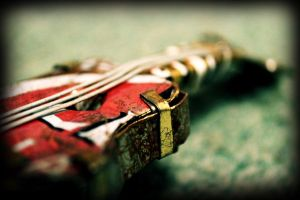 Metal Guitar - Lomo effect by Jhickling