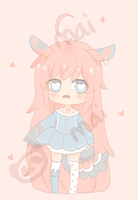 Adoptable04 AUCTION [CLOSED] by demialien