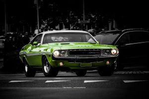 1970 Dodge Challenger R/T by AmericanMuscle