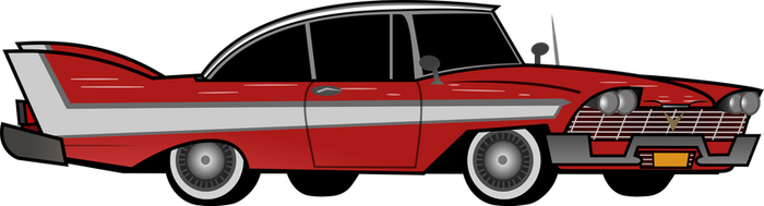 TD Plymouth Fury (Comm. + Vector) by Gordon003
