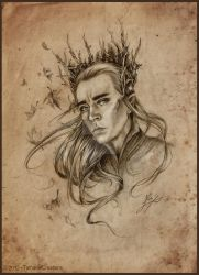 Thranduil by TatharielCreations