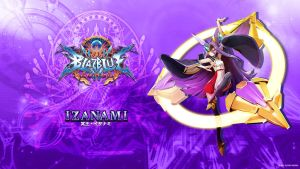 Blazblue Central Ficiton - Izanami by Dizzy612