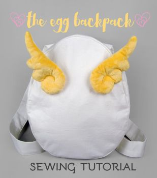 Sewing Tutorial: The Egg Bag by SewDesuNe