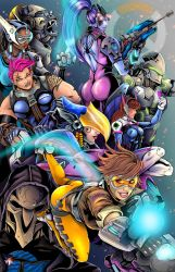 Overwatch by WiL-Woods