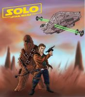 Solo by Gilliland35