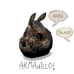 Armadillo by den1983