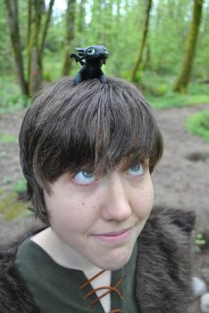 Hiccup Cosplay 2 by NedlyDeadly
