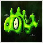 Pokemon of the Week - Zygarde Cell by Noyle