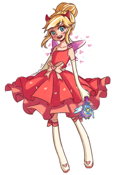 Blood Moon Ball by LovableQueen
