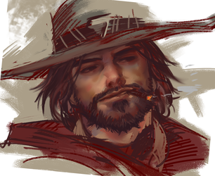 mccree by yy6242