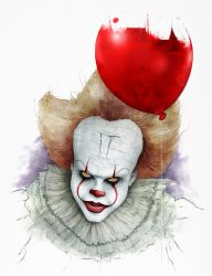 Pennywise by schmoo15