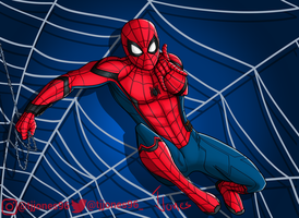 Spider-man Homecoming by TJJones96