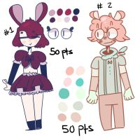 Animal Ear Adopts -Closed- by Imtotallynotcrazy