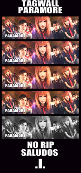 Paramore by Powel9