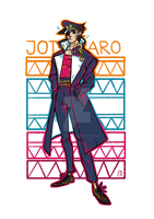 Best Boy Jotaro by the-flying-beetle