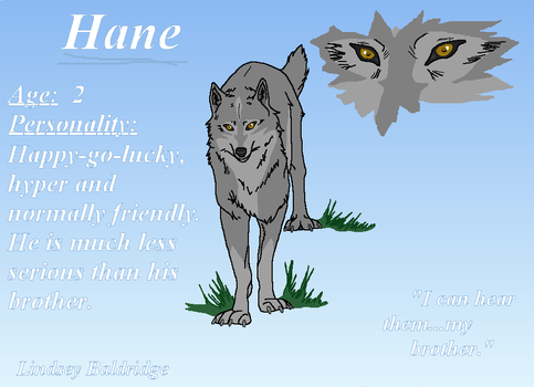 Hane by Tuco