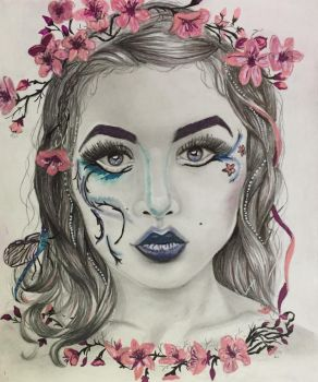 Faery by BethannNg