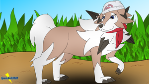 Dawn Lycanroc - Lycanroc TF Page 3 by SparkBolt3020