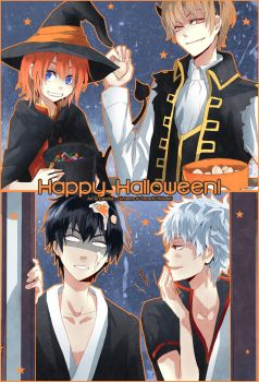 Gintama: Trick or Trick? by Lancha