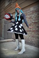 Soul Eater -Eruka Frog by grimmiko88