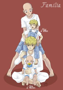Family Saigenos by ILITIAFOREVER