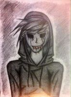 Eyeless Jack by XeniaStar