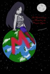 Marceline Rules the World by Vampenxwitch