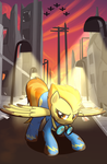 Spitfire poster finished by artwork-tee