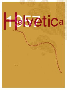 helvetica by pizzaboy-nz