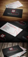 Scan my QR Code Business Cards by thearslan
