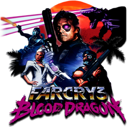 Far Cry 3 Blood Dragon v2 by POOTERMAN